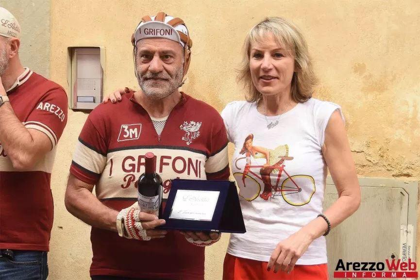 I Grifoni ad Arezzo per L'Ardita 2019