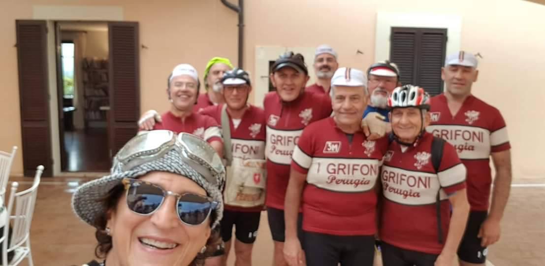I Grifoni alla Francescana 2019